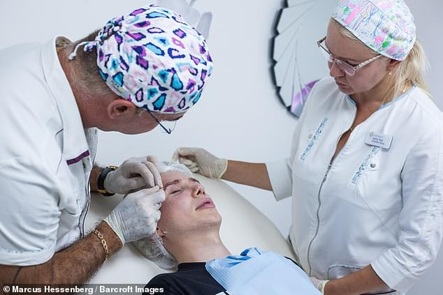 British Man Pays £75,000 for Plastic Surgery
